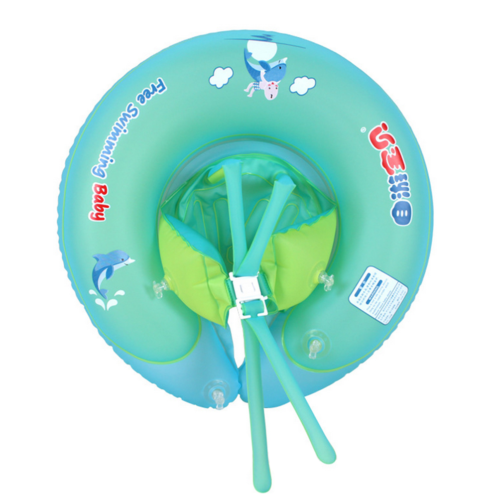 Baby swimming float swim ring swimming seat tube b...
