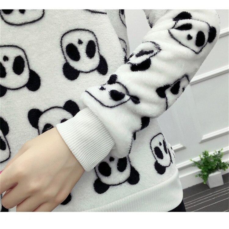 2017-Brand-Fashion-Harajuku-Cute-Teddy-bear-panda-Women-sweater-high-quality-Long-sleeves-Flannel-Pullovers