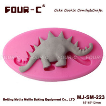 Most popular animal cupcake design mould silicone fondant art mould sugar art tools soap mold