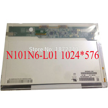 FOR HP mini 110 notebook replacement display N101N6-L01 LCD matrix screen 1024*576 40pin(China)