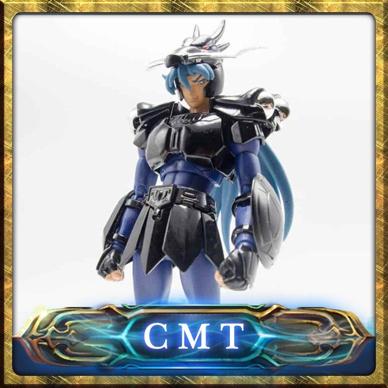 CMT Aurora Model Cs Model Saint Seiya black Dragon Shiryu TV Version1 Helmet Cloth Myth Metal armor two body action figure<br>