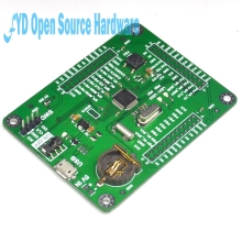 STM32F103C8T6 STM32 development board STM32 microcontroller development board test board minimum system(China)