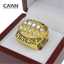 Fast delivery Drop shipping for businessman 1994 San Francisco 49ers Super Bowl Championship Ring Brett Favre size 11 Men(China)