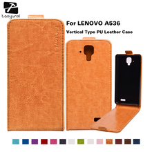 Buy TAOYUNXI Flip PU Leather Phone Case Lenovo A536 A358T 536 5.0 inch Housing Bag Cover Magnetic Covers Lenovo A536 for $3.51 in AliExpress store
