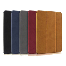 "BGR Ultra-thin Flip PU Leather Case For iPad Pro Mini For iPad Pro 9.7"" Smart Cover Auto Sleep/Wake up Protective Shell"