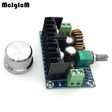 MCIGICM Original DC-DC XH-M401 buck module XL4016E1 high power DC voltage regulator with maximum 8A band voltage regulator