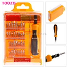 32 in 1 Mini Repair Precision Screwdriver Torx Fix Tool Kit Set For Phone Laptop #G205M# Best Quality