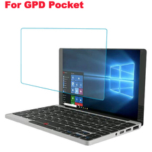 Original Screen Protector for 7 inch GPD Pocket laptop 2 pcs(China)