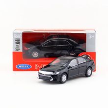Welly DieCast Model/1:36 Scale/Japan Toyota Camry toy/Pull Back Educational Collection/for children's gift or collection