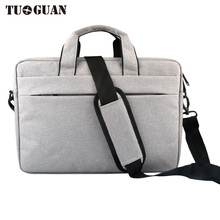 TUGUAN Handbag Laptop Bag Waterproof Portable Computer Case Briefcases Notebook Bag Air Pro By 13.3 Inches for Men/Women