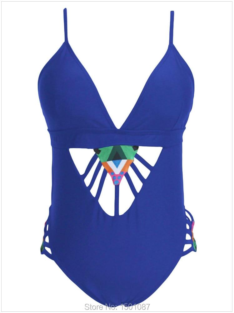 New Arrival Women Sexy Bikinis Set conjoined Swimwear Female Hollow out Biquini Swimsuit Beachwear Brazilian Bath Suit Plus Size<br><br>Aliexpress