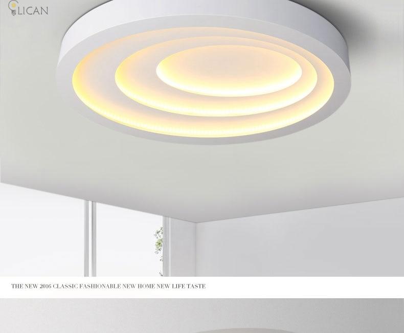 Plafoniere A Led 12v Per Camper : Großhandel lican moderne led deckenleuchten für wohnzimmer kunst
