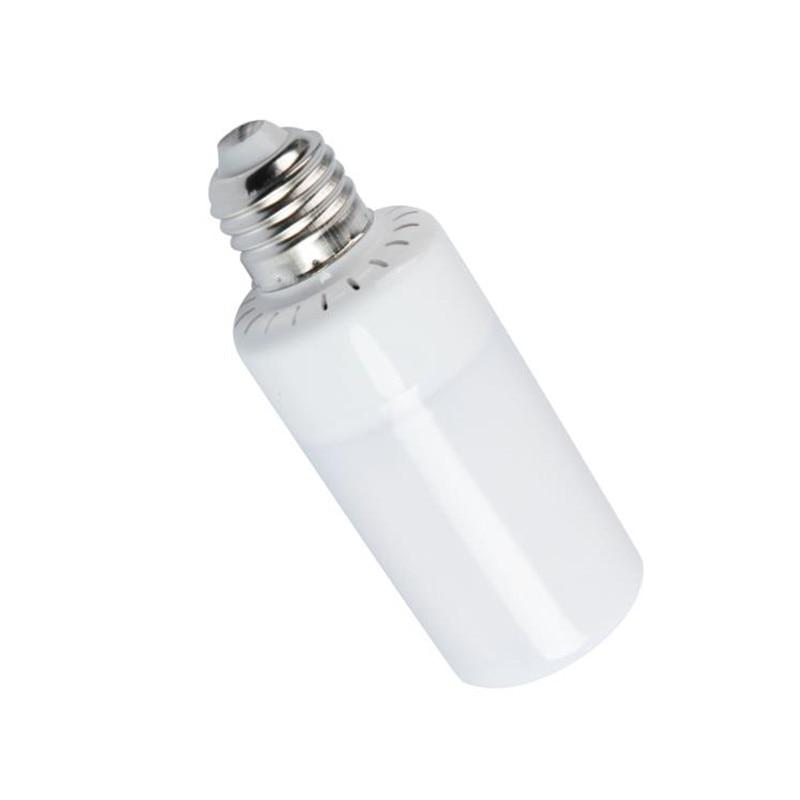 New light led bulb E27 E14 SMD2835 AC110V-220V LED flame lamp Flame Light Effect Fire Corn BulbFlickering Emulation Night Light 8
