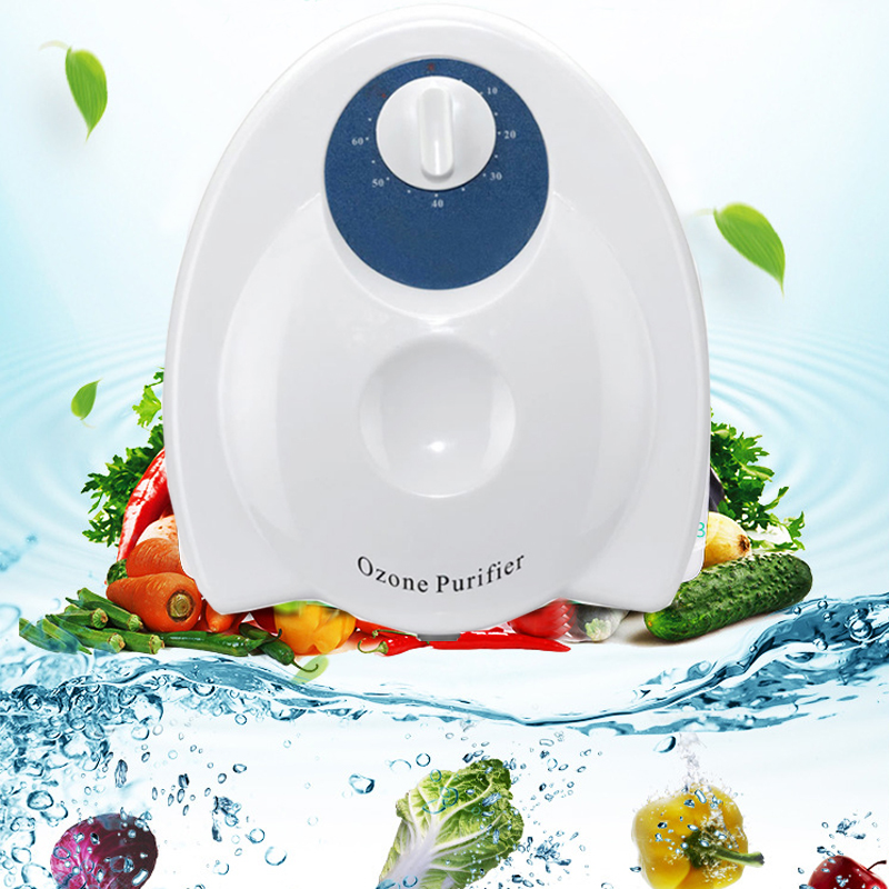 Air purifier Ozone Generator Ozonator Air Water Sterilizer for Home Water Fruit Vegetable Portable Purification Ionizator Health<br>