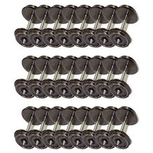 24 PCS 36'' Metal Wheels for Model Train 1:87 HO Scale New C8724 railway modeling(China)