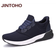 JINTOHO Breathable Men Sneakers Man Sport Shoes Mens Running Shoes Outdoor Athletic Men Shoes Cheap Imported Sneakers Runing