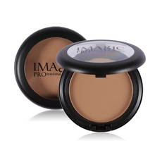 4 Colors Makeup Compact Face Bronzer Highlighter Fix Pressed Contour Palette Primer Powder Cosmetics(China)