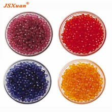 JSXuan Jewels Aqua beads Jewel Deluxe Set Crystal Bead Craft Water Spray Art Children DIY Gift 100 pieces 8 colors available(China)
