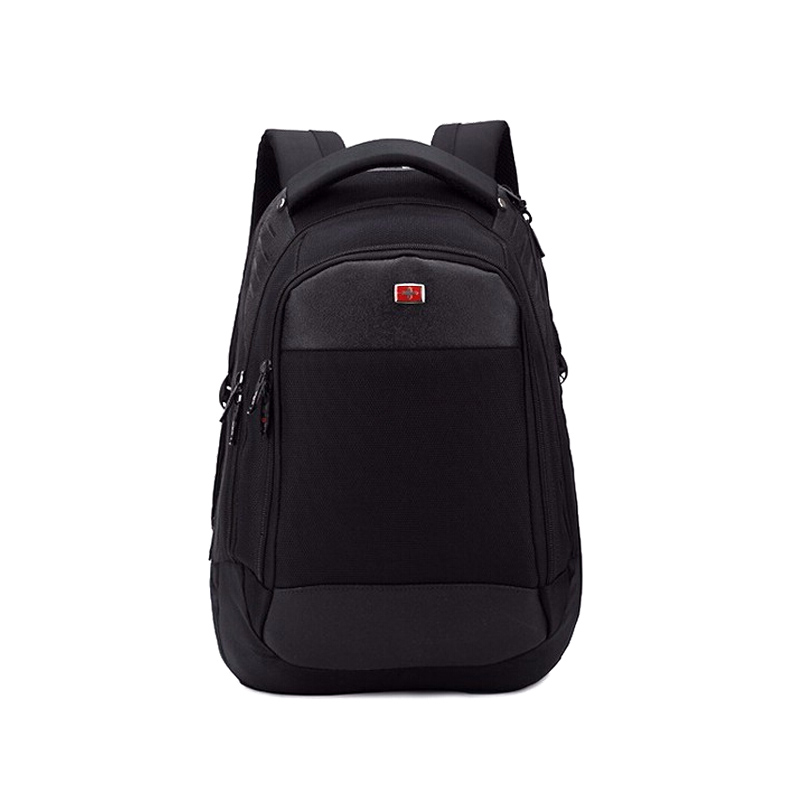 2017 hot!SwissGear Pegasus quality goods travel bag and business backpack nylon black backpack practical casual backpack QF101<br><br>Aliexpress