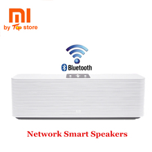 Original Xiaomi Xiomi Mi Wifi Smart Network Speaker Bluetooth Wireless Internet Speakers APP Online Radio Music MP3 Player(China)