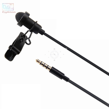 Aputure A.lav ez Small Clip-On Lapel Lavalier Microphone Mic for PC Laptop Skype iphone Samsung Huawei Xiaomi LG 3.5mm