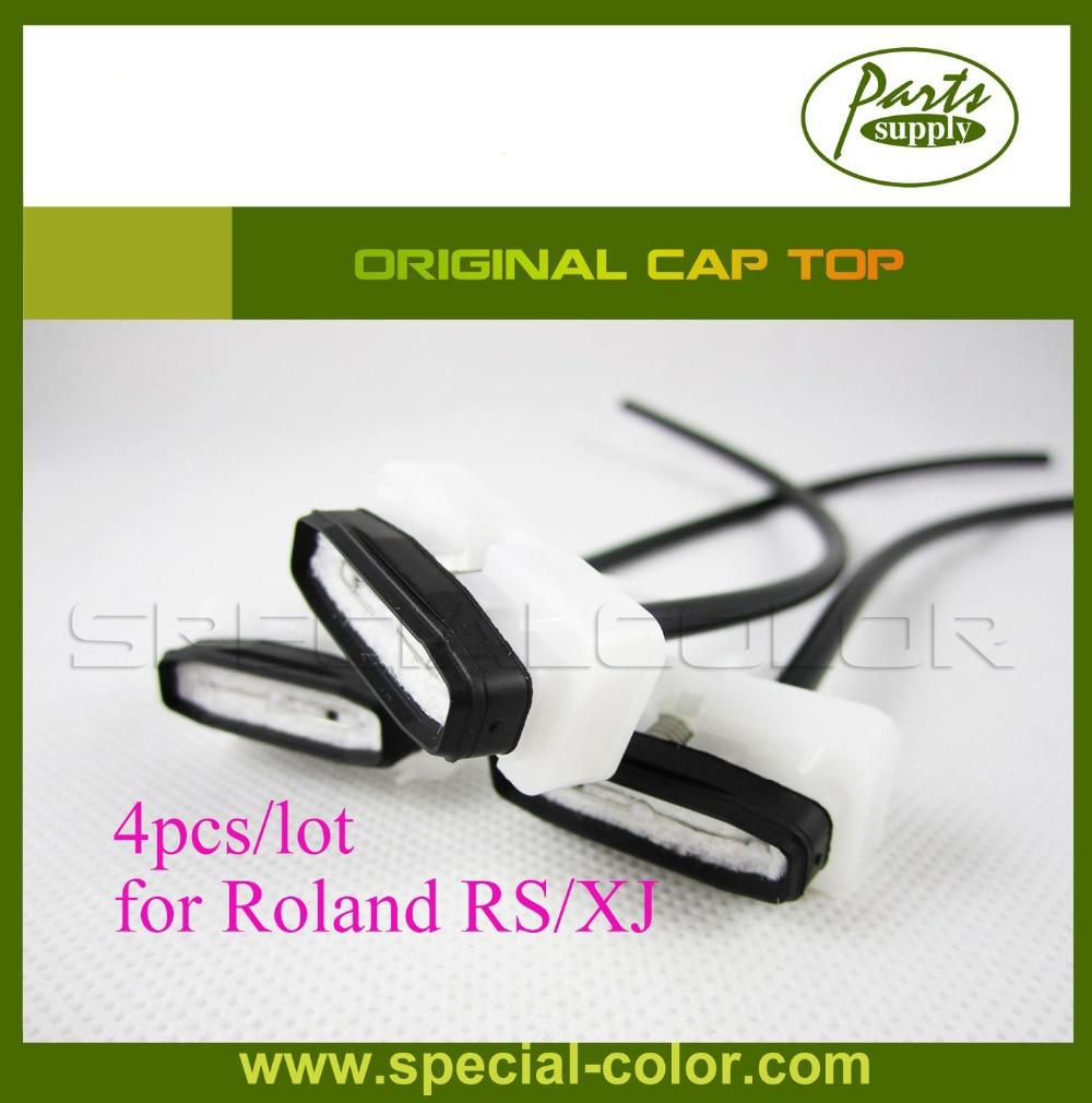 4pcs/lot Japan Cap Station Original DX4 Cap Top for Roland RS/XJ<br>