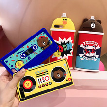 Cuptakes for iPhone 6S Case for Apple iPhone 6 7 Plus Cover Soft Silicone Phone Cases Cute cassette tape Bad Music Rubber coque