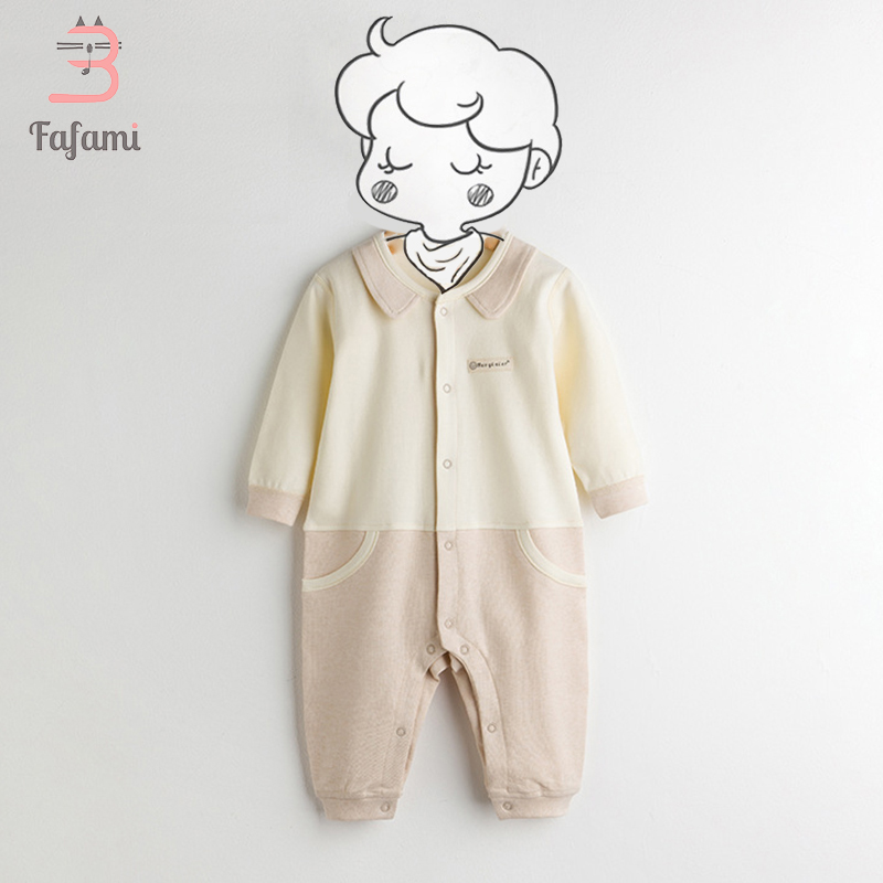 Baby rompers newborn baby boy clothes Organic cotton baby girl clothing babies Jumpsuit romper children winter sleepwear Overall<br>