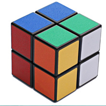 new 2*2*2  Profissional Match Cube Toy Children Kids Educational Gift Toy Biginner 2 Layers Cube Puzzle Toy Magic Cube
