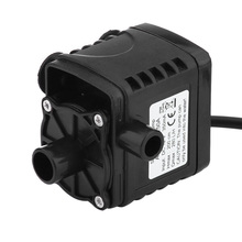 Water Pump 12V Cooling Pump Ubmersible Water Pump Fountain Pump Solar Brushless low Noise