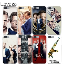 Lavaza The Night Manager Cover Case for iPhone X 10 8 7 6 6s Plus 5s 5C 5 SE 4s 4 7plus 6splus(China)