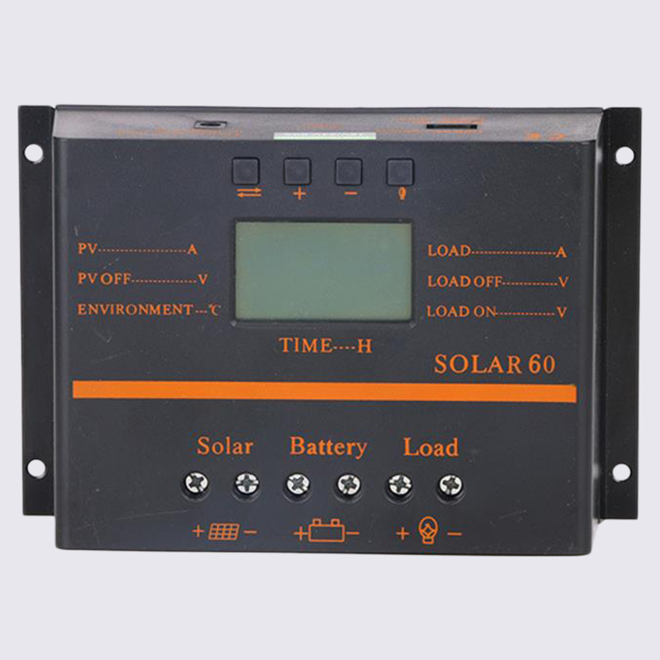 EASUN POWER 80A Solar Controller 12V24V PV panel Battery Charge Controller Solar system Home indoor use 5V USB charger for phone1