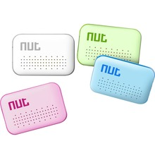 Hot Nut mini 3 Smart Finder Bluetooth Tracker Locator for kid Luggage Wallet Phone Key for Ios Andrid Anti Lost Reminder Gift(China)