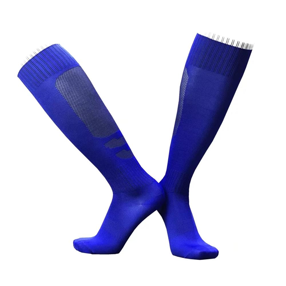 17 sport socks football soccer socks Cycling running men kids boys long towel socks basketball sox medias de futbol non-slip 4