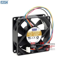 AVC DATA0825B8H 8025 48V 0.10A four-wire For ZTE equipment dedicated fan(China)