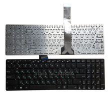 100% New for ASUS K55 K55A K55VD K55VJ K55VM K55VS A55 A55V A55XI A55DE A55DR R500v R700V Russian laptop Keyboard RU