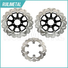 Buy Full Set Front Rear Brake Discs Disks Rotors Kawasaki GTR 1000 ZG 1000 Concours 94 95 96 97 98 99 00 01 02 03 04 05 06 New for $223.56 in AliExpress store