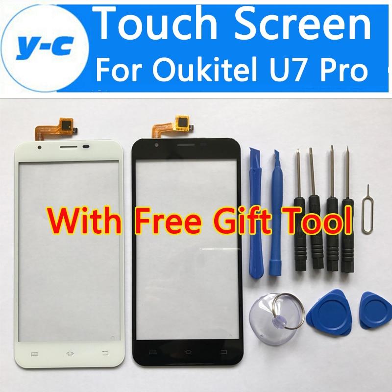 Oukitel U7 Pro Touch Screen 100% Original Repair Parts Touch Panel Screen For Oukitel u7 Pro Smart Phone<br><br>Aliexpress