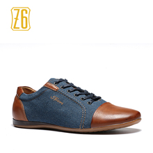 40-45 men loafers Z6 brand handsome comfortable Top quality men casual shoes #W3096-6