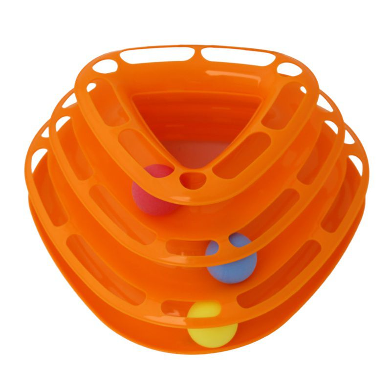 top quality funny triple play disc cat toy Top Quality Funny Triple Play Disc Cat Toy HTB19ZOXSXXXXXaMXpXXq6xXFXXX4