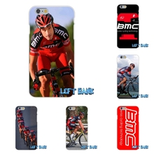 For Sony Xperia Z Z1 Z2 Z3 Z5 compact M2 M4 M5 E3 T3 XA Aqua BMC Racing Cycling Bike Team Silicon Soft Phone Case Cover