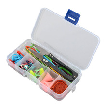 Home Knitting Needles Crochet Hook Yarn Stitch Weave Accessories Sewing Tools Supplies Agulha De Croche With Case Box Knit Kit