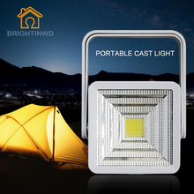 Led solar Light USB Charger Power bank Portable Generator Luminaria Lantern Lampara Waterproof Solar Panel Tent Camping Lighting