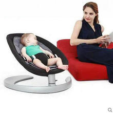 super load bearing 60kg baby rocking chair without electricity radiationless baby rocking chair baby cradle appease newborn baby