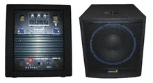 "STARAUDIO Pro PA DJ 4ohm Stage Painted Active /Powered 12"" 4000W Wooden Club Subwoofer Sub SWD-12(China)"