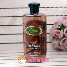 Hot Chinese Brand YongMei Sandalwood oil sandal smooth Shampoo no silicone oil good hair care shampoo 320ml