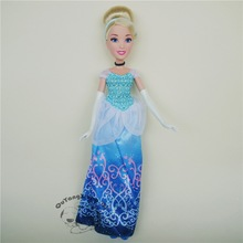 Fashion Action Figure Princess Royal Shimmer Doll Cinderella Best Gift for Child