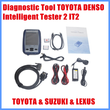 2013 professional auto Diagnostic Tool Intelligent Tester 2 IT2 for Toyota and for Suzuki