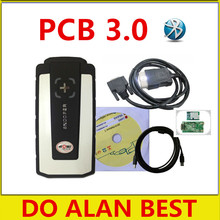 Promotions! Green pcb  ne-c relay car truck Diagnostic WOW SNOOPER With Bluetooth OBD2 TCS CDP PRO Code Reader