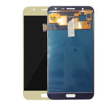 Replacement LCD For Samsung Galaxy J7 2015 J700 SM-J700F/M/H/DS Display+Touch Screen Not Adjust Brightness Digitizer Assembly(China)